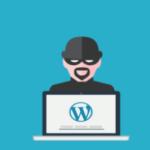 WordPresssサイトがハッキングされました。